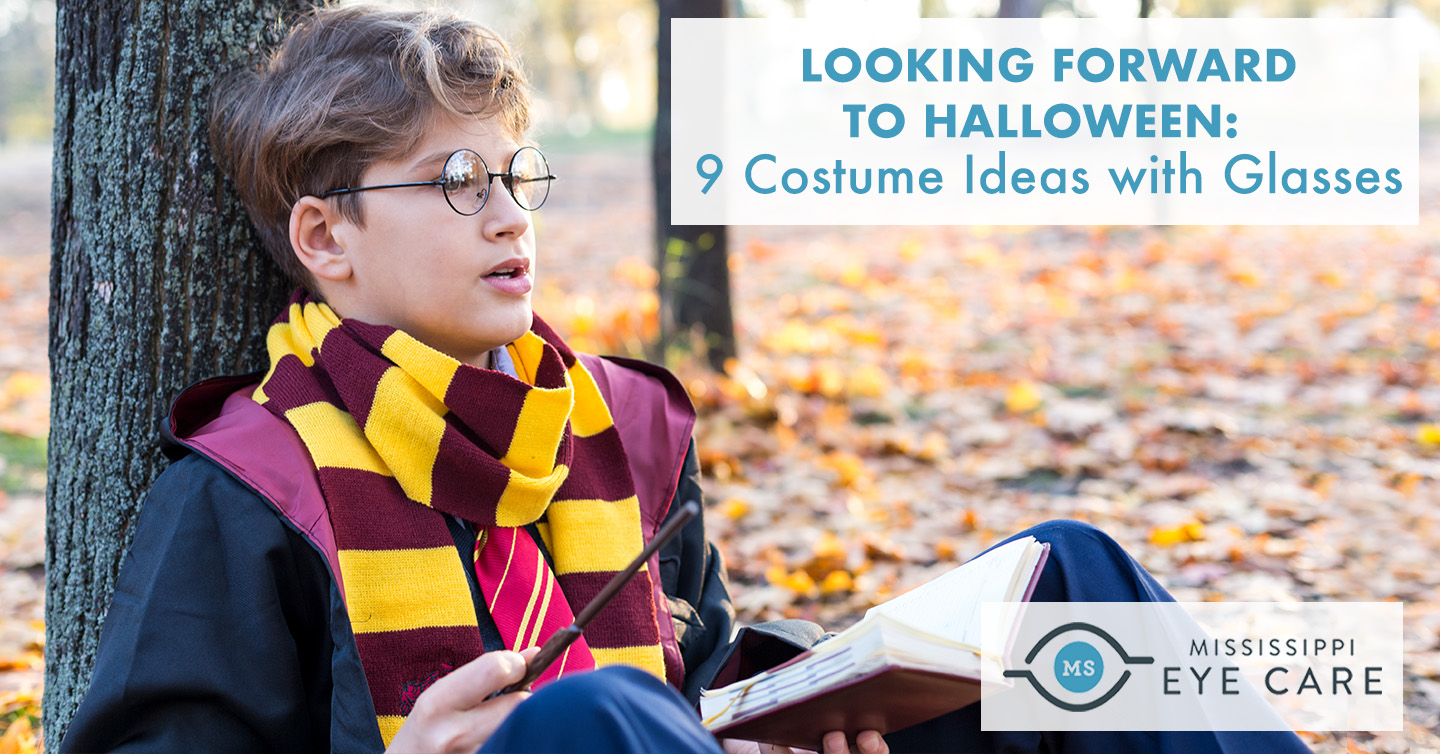 Looking Forward to Halloween: 9 Costume Ideas with Glasses