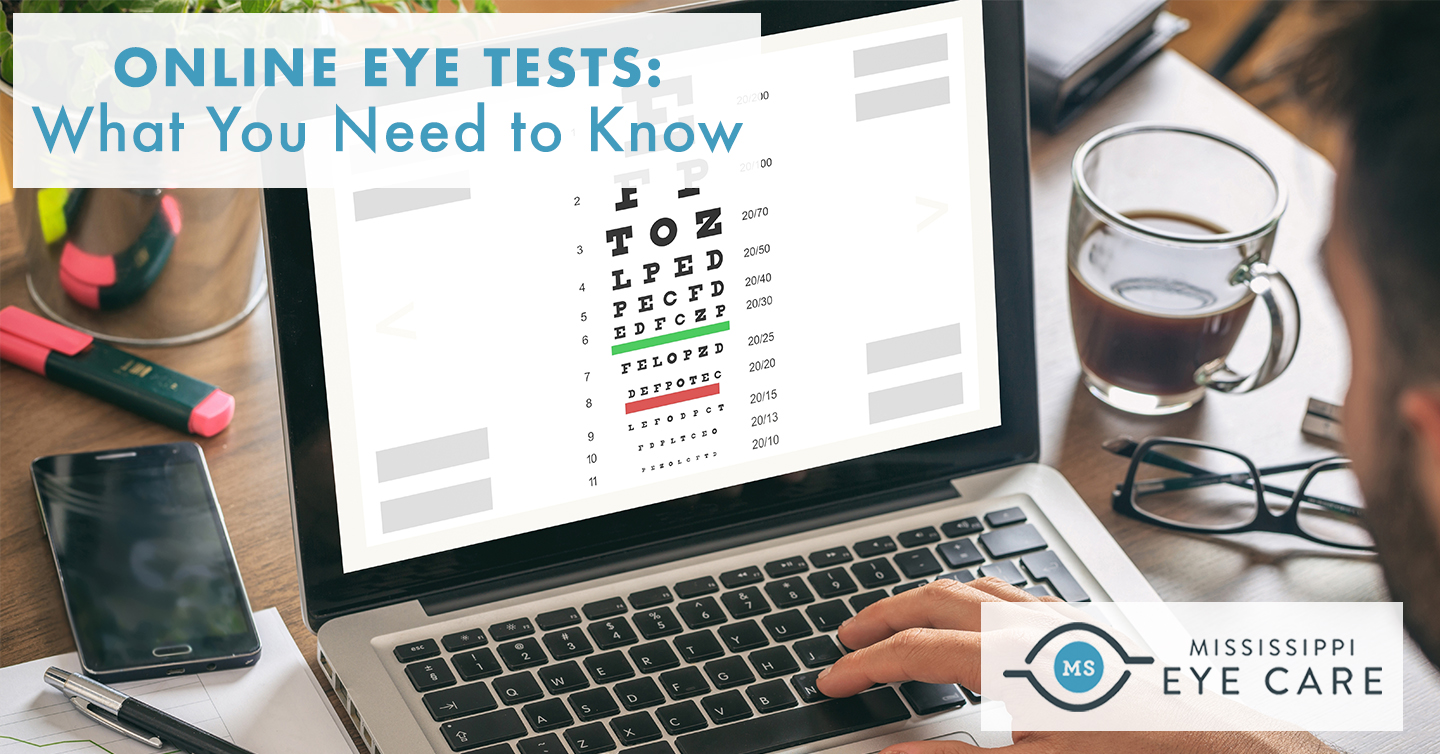 Online Eye Tests: What You Need to Know