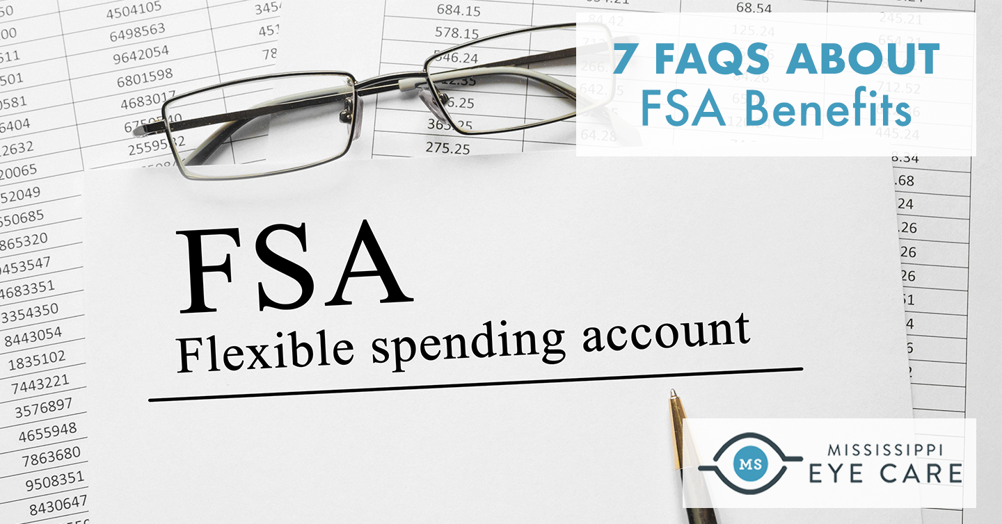 7 FAQs About FSA Benefits