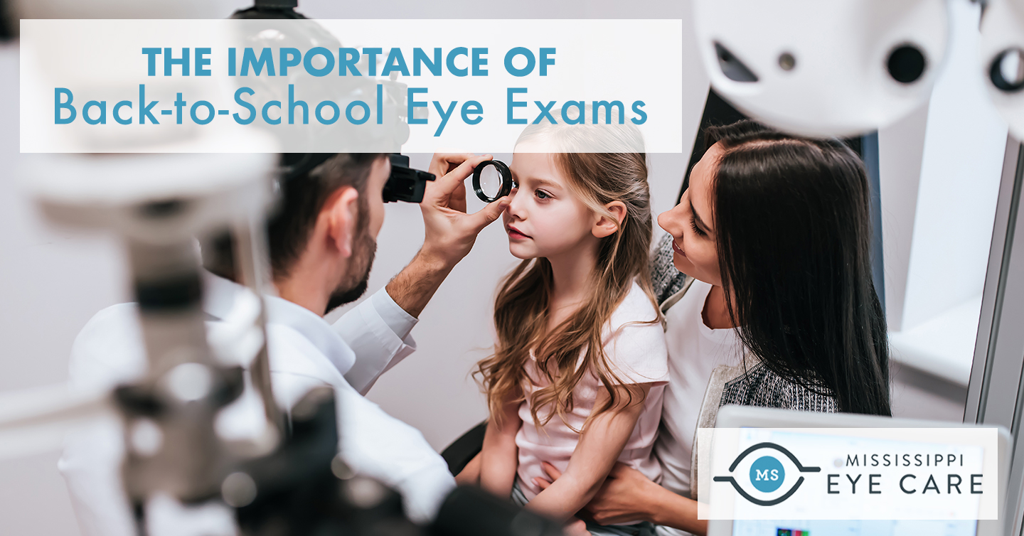 The Importance of Back-to-School Eye Exams