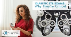 Diabetic Eye Exams: Why They're Critical