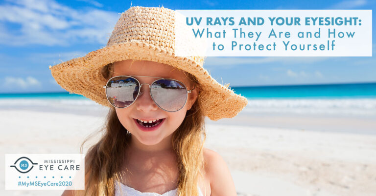 UV Rays and Your Eyesight: What They Are and How to Protect Yourself