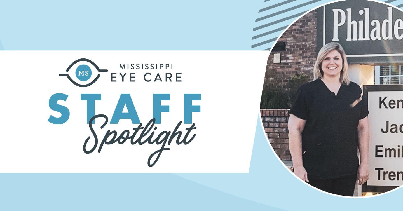 Staff Spotlight: Gigi Posey