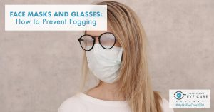 Read more about the article Face Masks and Glasses: How to Prevent Fogging