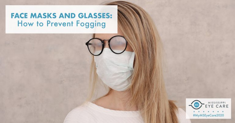 Face Masks and Glasses: How to Prevent Fogging