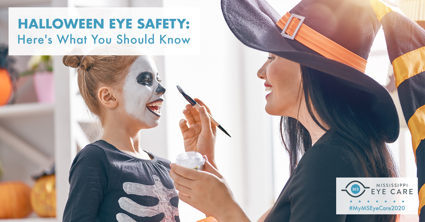 Read more about the article Halloween Eye Safety: Here's What You Should Know