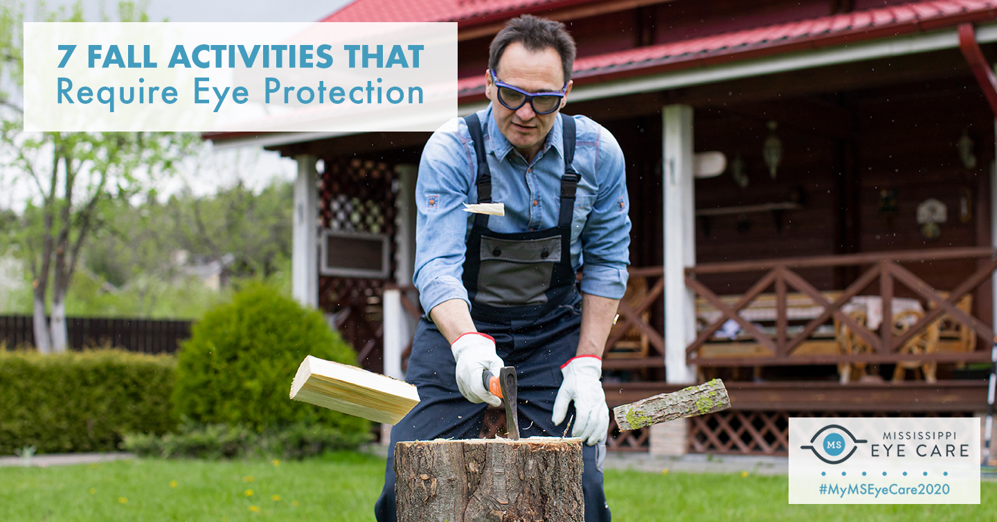 7 Fall Activities that Require Eye Protection