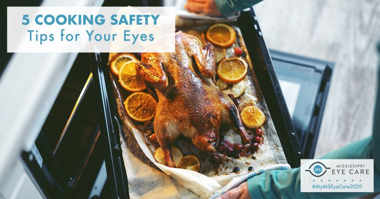 5 Cooking Safety Tips for Your Eyes
