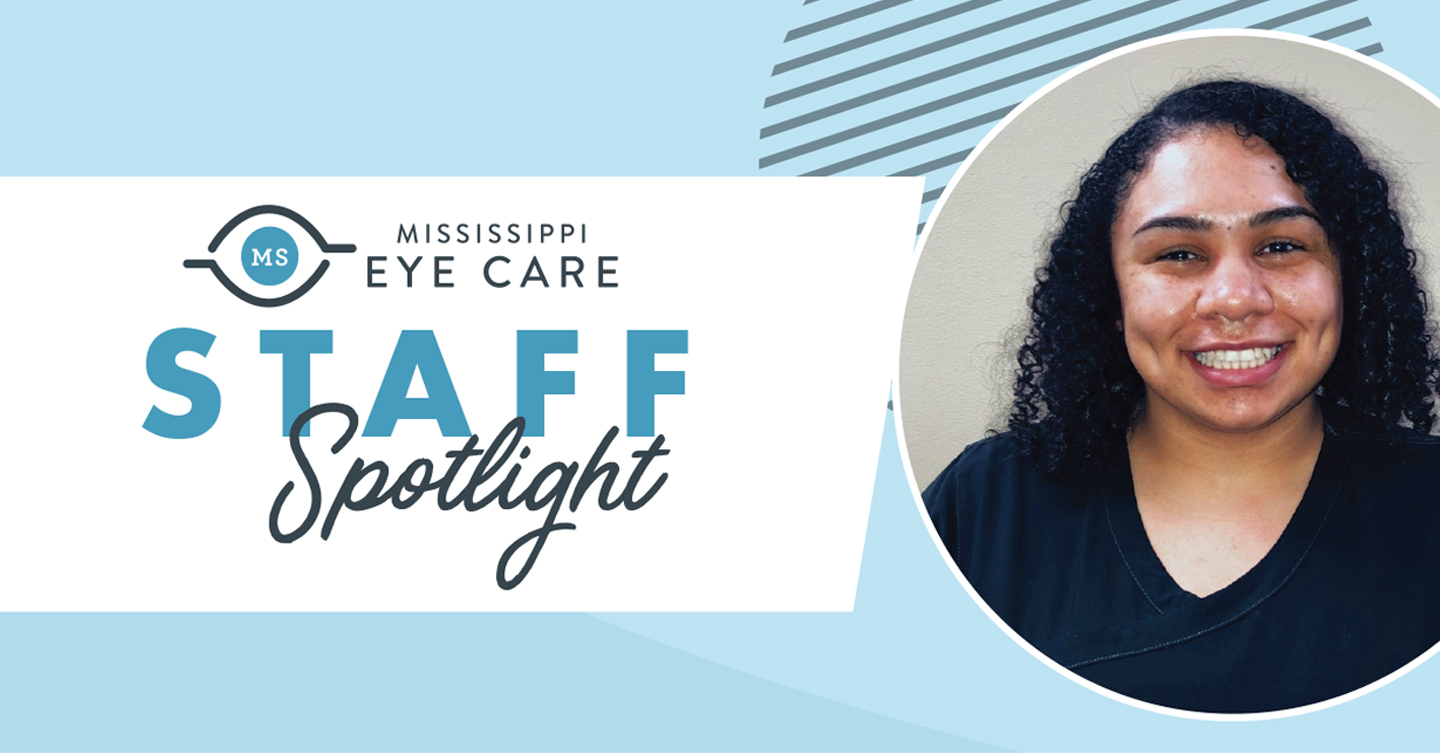 Staff Spotlight: Faith Grice