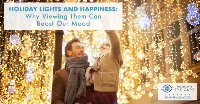 Holiday Lights and Happiness: Why Viewing Them Can Boost Our Mood