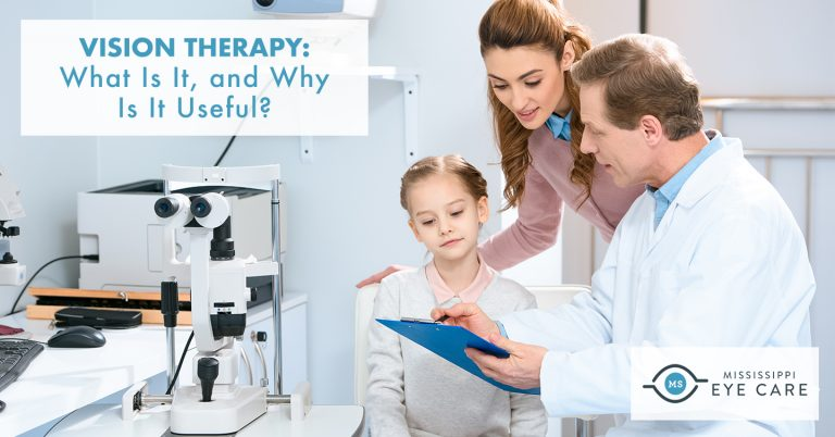 Vision Therapy: What Is It, and Why Is It Useful?