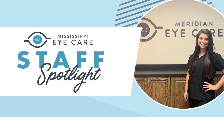 Staff Spotlight: Ashley McLeod