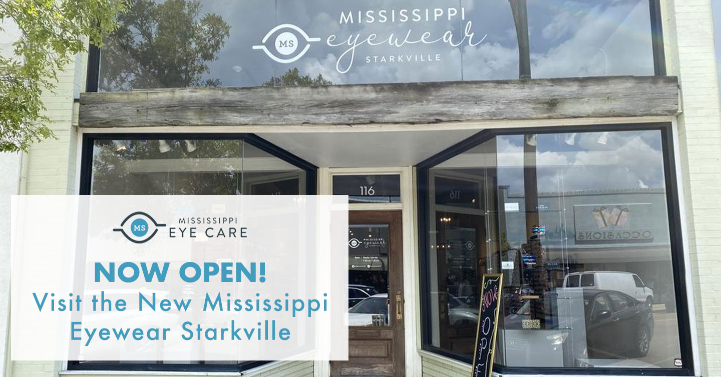 Read more about the article Now Open! Visit the New Mississippi Eyewear Starkville